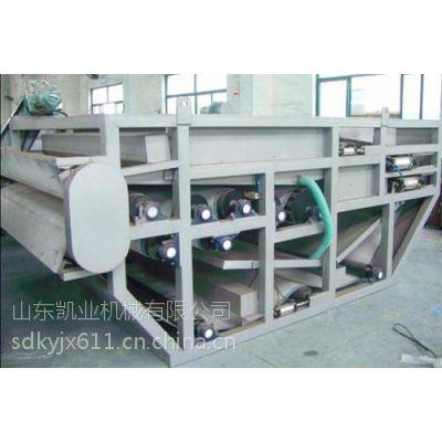 山东凯业机械(图)|污泥处理设备什么样|污泥处理设备