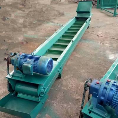 氯化铵刮板输送机 运输铜精矿粉刮板机 兴运量身定做 xy