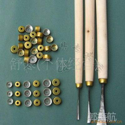 供应戴木柄铁环 雕刻刀柄圈 圈环专业生产商