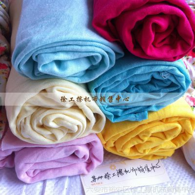特价 批发纯棉布头 大块擦机布 莫代尔 匹布 莱卡 擦机布工业抹布
