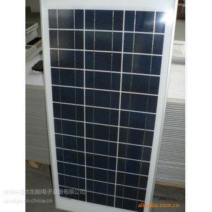300W多晶太阳能电池板就选徐州兴圣