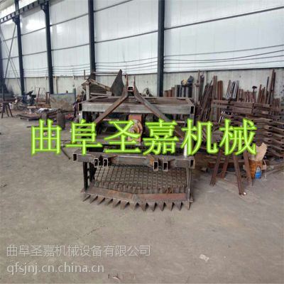 浙江药材播种机报价 生地采挖机型号 麦冬收获机圣嘉制造