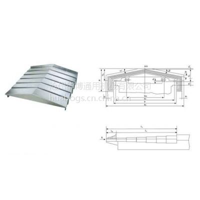 供应福州钢板防护罩|福州机床护罩|机床护板【沧州华博】