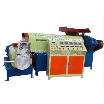 供应武汉火车头塑料颗粒机|挤出机|颗粒机的厂家|颗粒机成套设备的优势