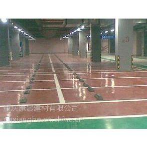 供应重庆专业车库划线整体车库设计建设装修车位标线