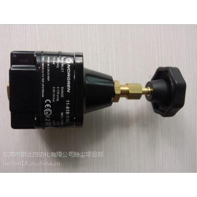 供应现货特价11-818-110精密调压阀群达工业自动化诺冠中国代理商