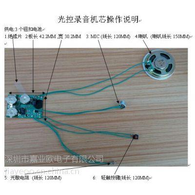 深圳电子厂专业生产:音乐机芯,录音电子机芯,电子闪灯模组