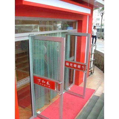 供应青岛店面玻璃门安装青岛玻璃门安装