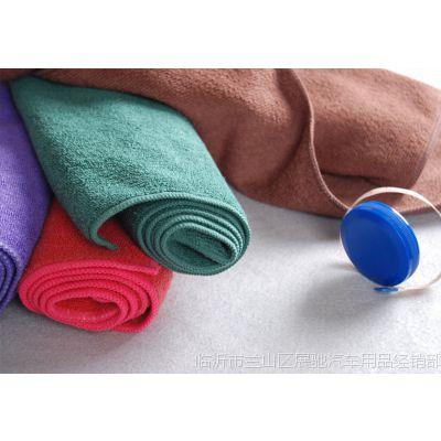 高纤维毛巾 擦车巾 汽车美容用品  400g  33*65