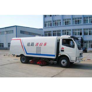 供应东风多利卡 6吨扫地车 中型扫路车