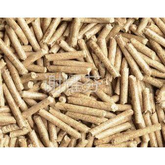 供应8mm~10mm生物质红木屑颗粒