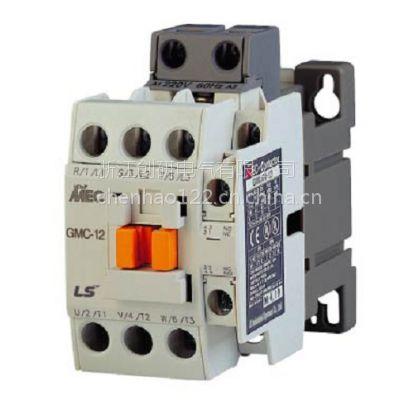LS产电交流接触器型号GMC-12