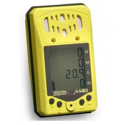 美国 四合一气体检测仪 M40 CO CH4 O2 H2S 多气体检测仪