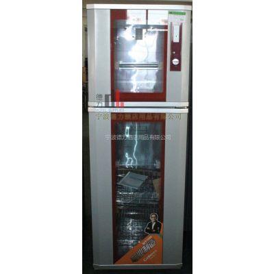 供应康宝 RTP350E-6商用大碗柜/消毒柜/消毒碗柜/双门高中温带光波