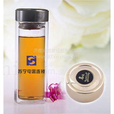 供应北京双层玻璃杯北京玻璃杯品牌水晶双层玻璃杯个性定制厂家诗如意