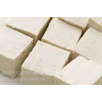 型豆腐机 宏运来豆腐机过硬品质