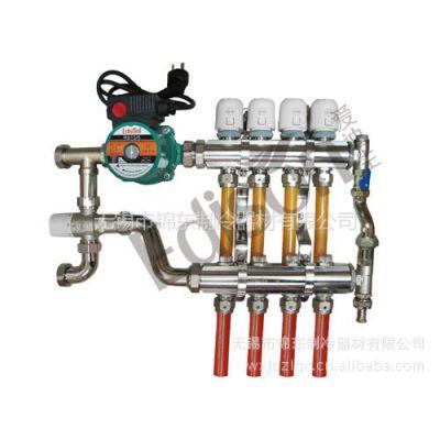 供应爱迪生Edison W861自力式恒温混水中心|混水降温控制方案