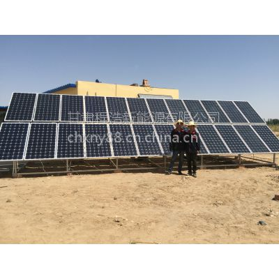 兰州程浩供应:太阳能发电机5kw价格,5kw并网太阳能发电机