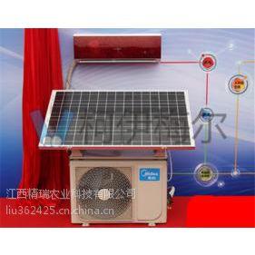 江西辉亿太阳能中央空调冷暧供水系统