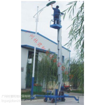 广泛商用单柱式升降机GTWY6-100