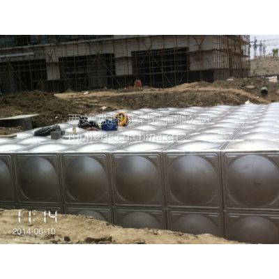 左云地埋式BDF水箱 左云地埋式方形水箱 RJ-D64