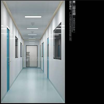 WOL工厂车间PCR实验室工程