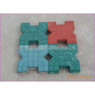 供应广西南宁水泥制品《透水砖、植草砖、环保路面砖》
