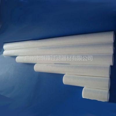 供应广州PP熔喷滤芯,广东PP熔喷滤芯