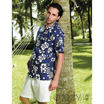 供应2013夏季新款沙滩装 海滨度假休闲服饰 酷哲旅游衫