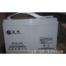 山东圣阳蓄电池SP12-10012V100AHUPS不间断电源专用铅酸免维护