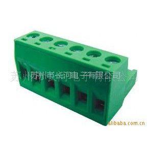 长河电子供应插拔式接线端子,端子台,连接器