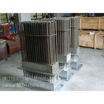 电加热器、恒安防爆(图)、空气电加热器
