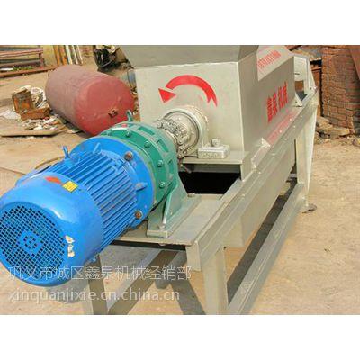 鸡粪脱水机,鑫泉机械(图),江西鸡粪脱水机设计独特