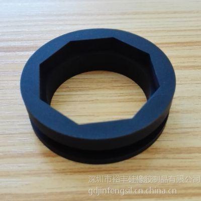 YF定做橡胶密封件硅胶异形件耐高温耐磨损