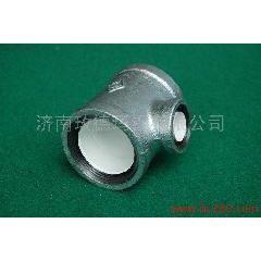 供应迈克牌衬塑玛钢管件,迈克牌衬塑沟槽件,涂塑钢管