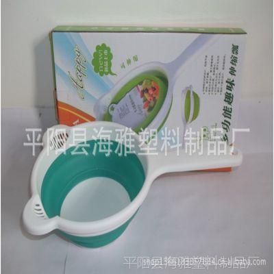 【厂家直销】供应趣味伸缩水漂  水漂批发  塑料水漂  水勺塑料