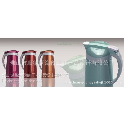 供应保温瓶外观设计、结构设计、产品造型设计服务
