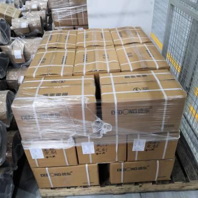 销售德东电机 YE1-7124 0.37KW 电磁制动电机 中德合资质量保证