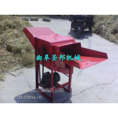 农用高效水稻脱粒机 圣邦供应移动方便加厚耐用脱粒机