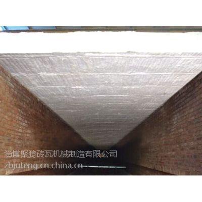 出售平顶隧道窑耐纤维块吊顶