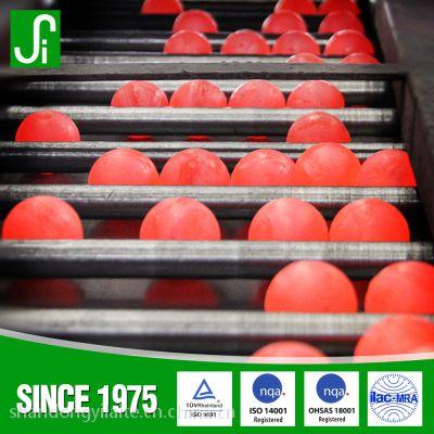 山东伊莱特耐磨钢球 提升生产效率 更适用于冶金 矿山 水泥行业