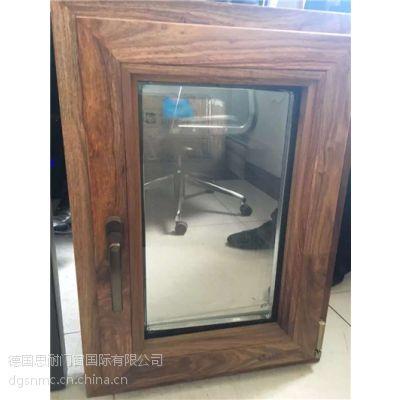四川铝包木门窗,成都铝木复合门窗,成都铝包木金刚网一体窗,四川高档铝木门窗厂家