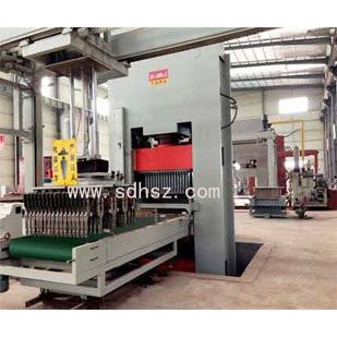 供应蒸压砖设备|DS-Z×2系列全自动双向液压蒸压砖制砖机