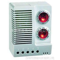 供应湿度开关,湿度计,电子式ETF012配电柜温湿度控制器湿控器