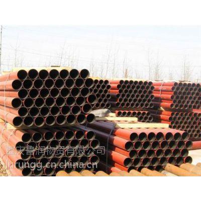 普定县铸铁排水管|重庆鲁润厂商(图)|柔性铸铁排水管