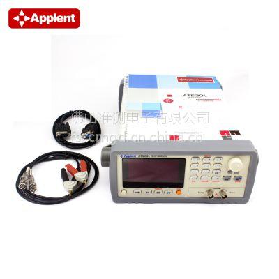 常州安柏 AT520SE 蓄电池测试仪 电池内阻检测仪 DC60V/3.2kΩ