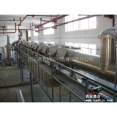 西安鼎合菊粉加工生产线设备
