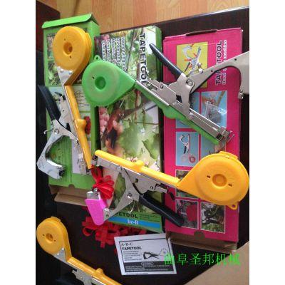 果园种植省事绑枝机 圣邦新型不一样高效省力绑枝机