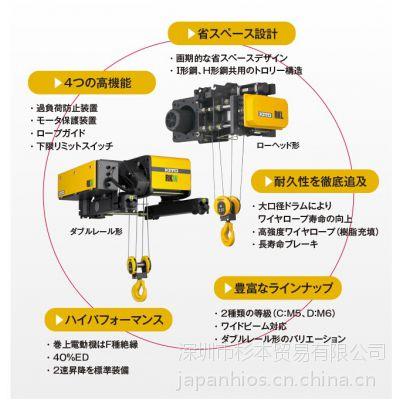 KITO鬼头,专业制造气动葫芦 RKL5028D(H/L/I)06/sbzuzh1608