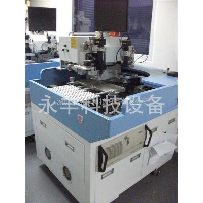 转让二手新益昌HD858-05自动固晶机、ASM/IHAWK-V自动焊线机